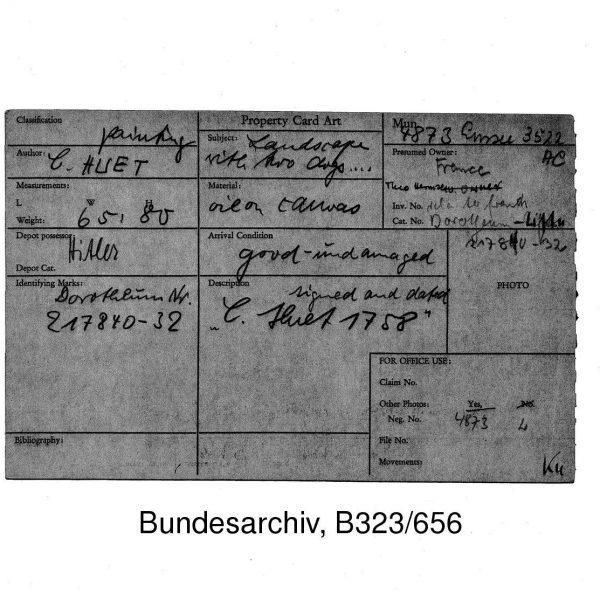Archive from Deutsches Historisches Museums