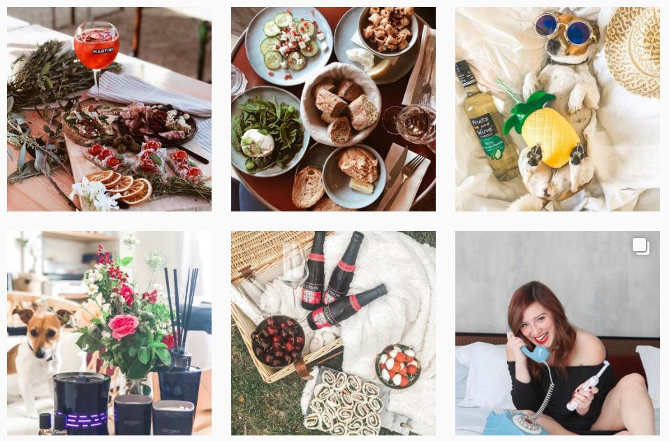 Feed (publications) Instagram @Paulettedittout (33,6 K abonnés)