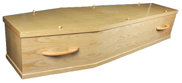 La société Eco-Cerc propose des cercueils en cellulose recyclée depuis 2012. « Je n'imaginais pas que le secteur des pompes funèbres serait aussi hostile : ils ont tout fait pour me tenir à l'écart des crématoriums », confiait au Monde sa créatrice, Martine Saussol, en janvier 2014. Crédits photos : eco-cerc.fr
