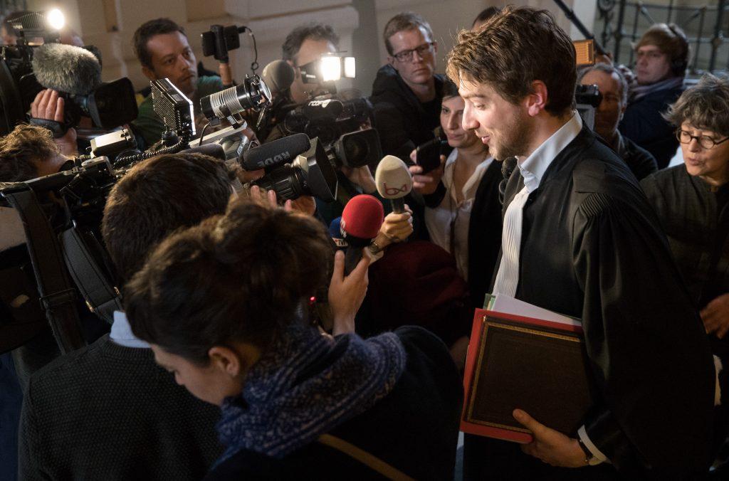 La justice a reconnu qu'un accident du travail était lié à l'électrosensibilité. Une première en France. Photo : BENOIT DOPPAGNE / various sources / AFP)