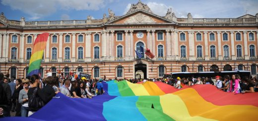 Gay pride 2011 à Toulouse