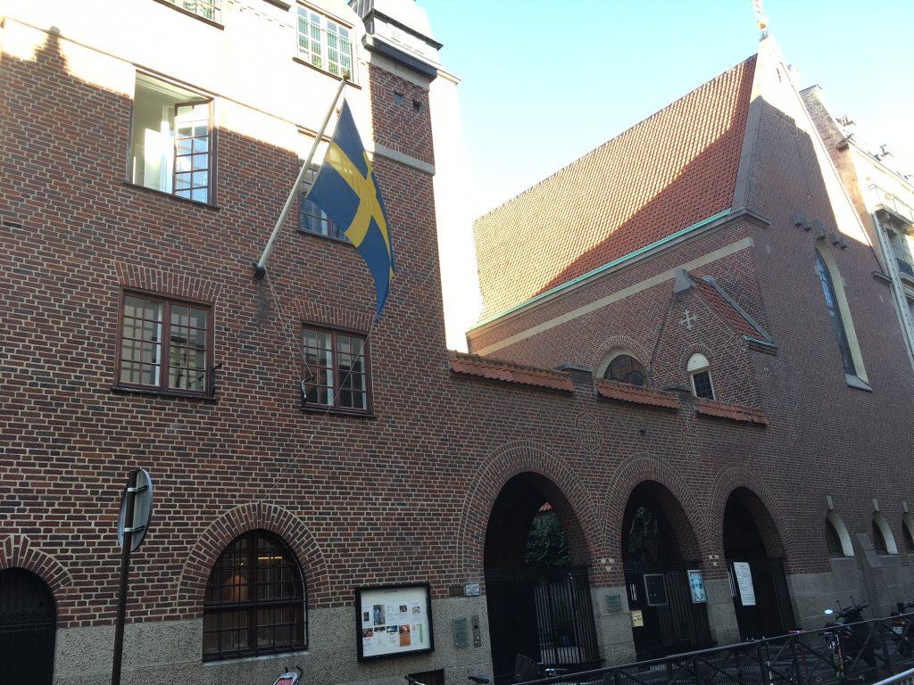 Église suédoise de Paris