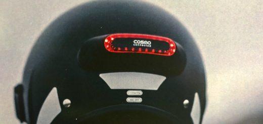 Plusieurs startups française allie nouvelles technologies et prévention routière. Ici le feu connecté de Cosmo Connected. ©Hugues Garnier