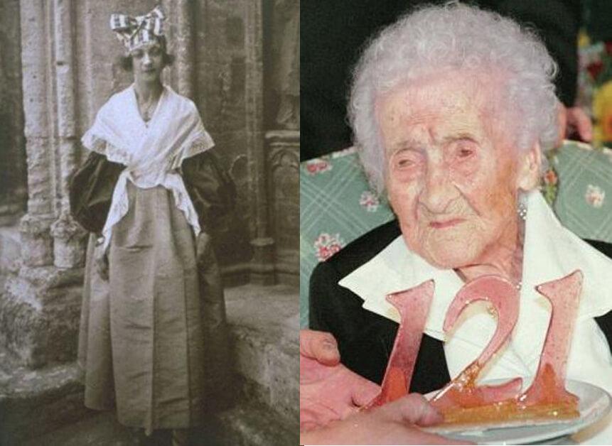 Jeanne Calment, considérée comme la doyenne de l'humanité est-elle bien morte à 122 ans? Des chercheurs russes ouvrent ont ouvert le débat fin décembre.