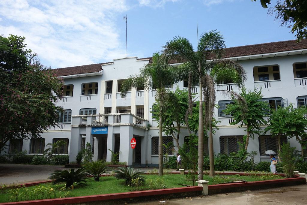 Université de Yangon